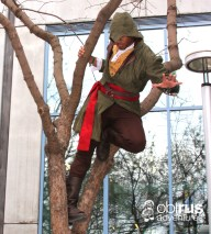 @ardentforte as #assassincreed